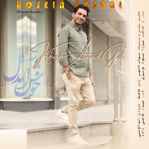 دانلود موزیک جدید حسین حسنی خوش آمد گل