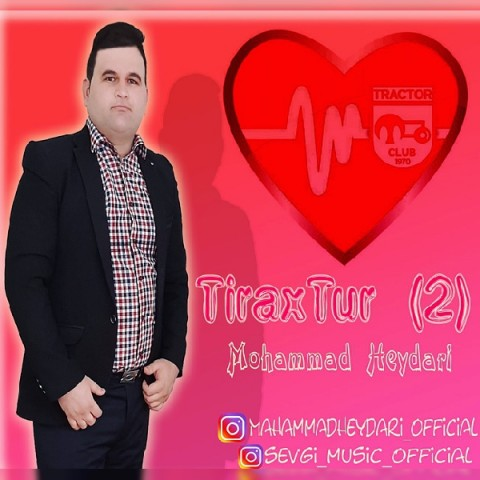 دانلود موزیک جدید محمد حیدری یاشا تراختور