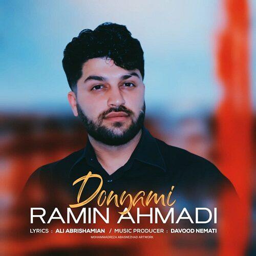 دانلود موزیک جدید رامین احمدی دنیامی